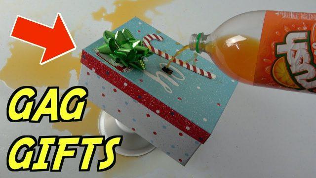 5 Christmas Pranks You Should Do On Friends and Family – XMAS GAG GIFTS ( Bonus Prank)