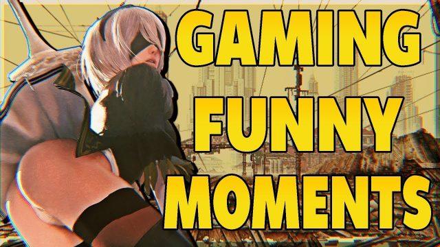 Gaming Vines Crack Humor & Funny Moments Pt:6