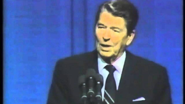 Ronald Reagan Humor