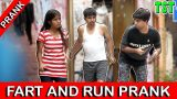 """Fart and Run Prank """"Home Edition"""" – TST"""
