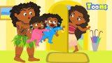 Moana Family Funny Story Compilation