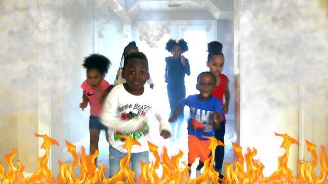 House ON FIRE !!!! ( PRANK ON PANTON SQUAD & BEAMSQUAD)