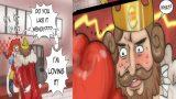 FUNNY Comics: Dark Humor