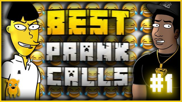 Absolute Best Prank Calls #1 – Ownage Pranks Highlights