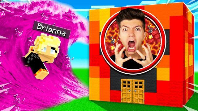 7 Ways to Prank PrestonPlayz Minecraft House!