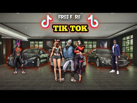 FREE FIRE BEST TIK TOK VIDEO PART #5 // FREE FIRE FUNNY VIDEO // GARENA FREE FIRE