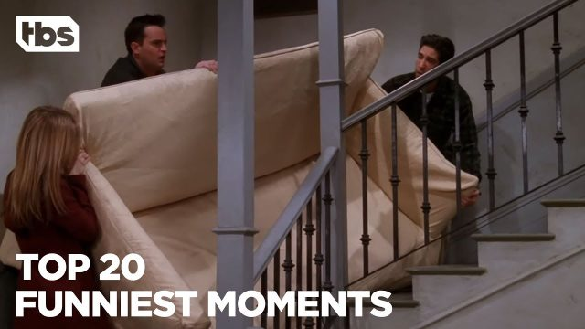 Friends: Top 20 Funniest Moments | TBS