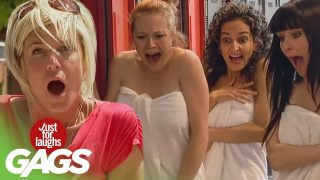 Perverted People Pranks – Best of Just For Laughs Gags