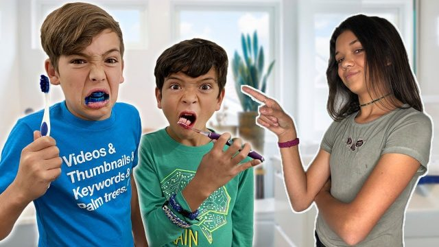 Family Prank War! Who does the best Prank?