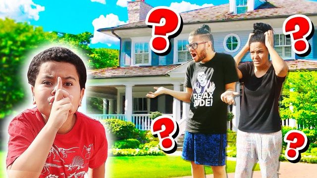 Kid Runs Away From Home PRANK on FAMILY!!! *GONE TOO FAR*