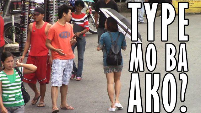 Type Mo Ba Ako  – Pinoy Public Pranks