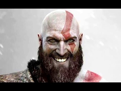 GOD OF WAR 4 – ALL FUNNY MOMENTS, JOKES & HUMOR, KRATOS SMILES