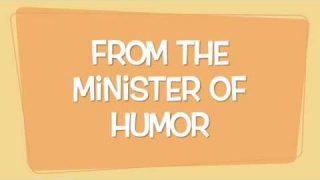 Humor Moment 3