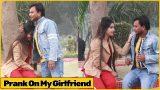 prank On My Girlfriend ( Neha ) | Funky Joker