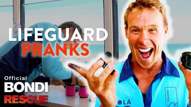 Best Lifeguard Pranks | Bondi Rescue – Part 1