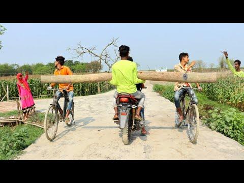 Best Amazing Comedy Video 2021 Must Watch Full Entertainment Video || By Apna Fun Joke