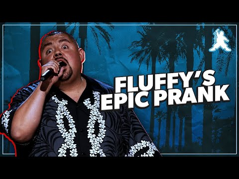 Fluffy's Epic Prank   Gabriel Iglesias